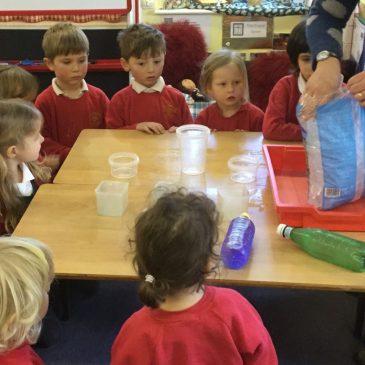 Can you make ice grow?