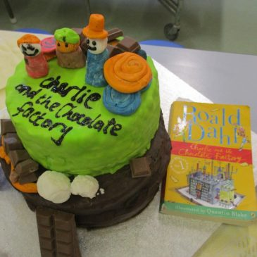 The Great Rollright Book Bake Off!