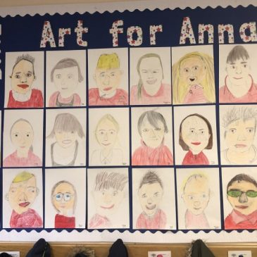 Our Art for Anna