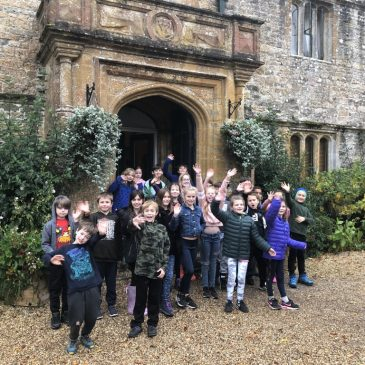 Mountains Class residential trip to Hooke Court 2019 – Friday