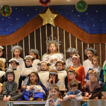 Our Christmas nativity performance 2019