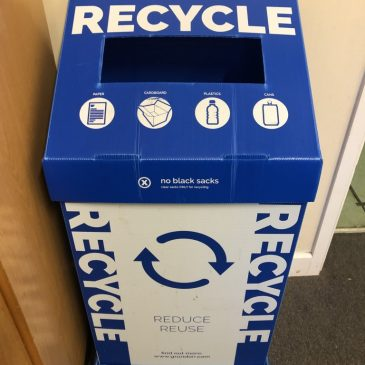 Recycling at Rollright