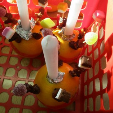 Our Christingle Assembly