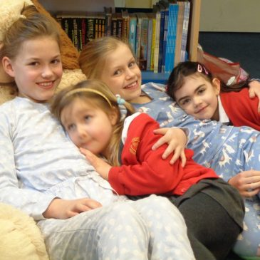 World Book Day – bedtime stories!