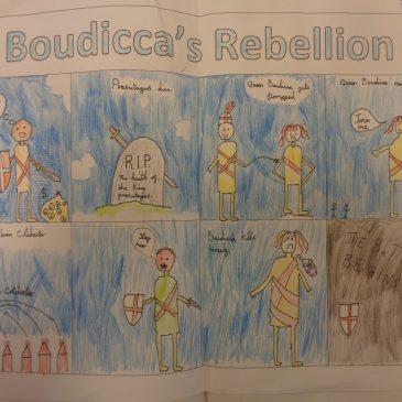 Roman Britain and Boudicca's Rebellion