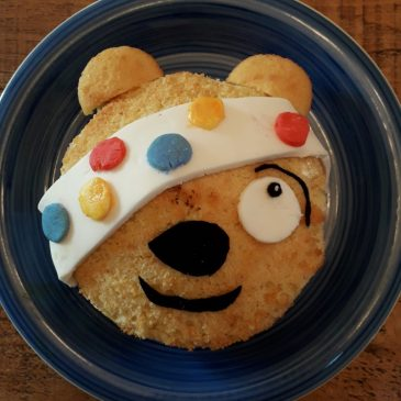 Our Pudsey baking competition – Children in Need 2020