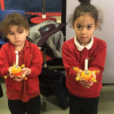 The Meadow and The Woodland Christingle Service 2020