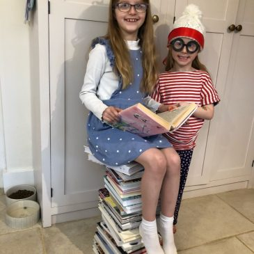 Book Week Day 4 – World Book Day!