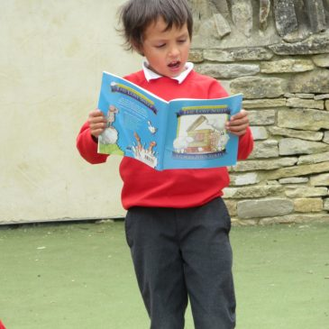 Our Worship Week – Outdoor Assembly