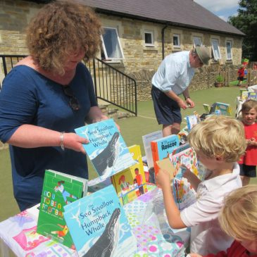 The Great Rollright Book Sale and Picnic 2021
