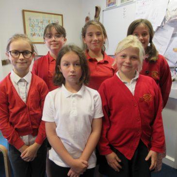 Leadership across the school!