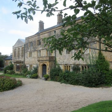 Monday at Hooke Court – The Mountains Class