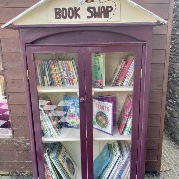 The Great Rollright 'Book Swap' Cupboard